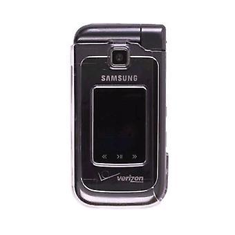 Samsung U750 Alias 2 Snap-On fall - Clear (Bulk förpackning)