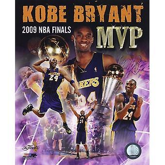 Kobe Bryant -09 Finals MVP Comp (#34) Sports Photo (8 x 10)
