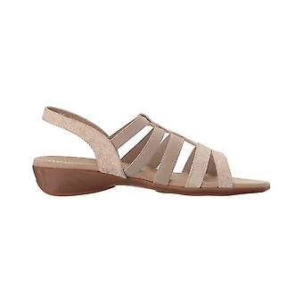 Munro Womens Bev Open Toe Casual Slingback Sandals