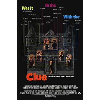 Clue Movie Poster (11 x 17)