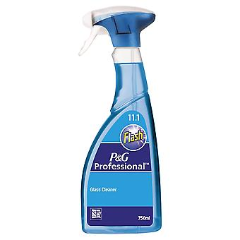Flash vetro detergente Spray 11.1