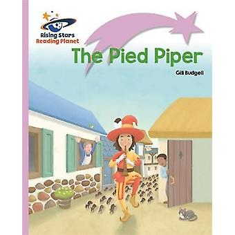 Reading Planet - The Pied Piper - Lilac Plus - Lift-off First Words by