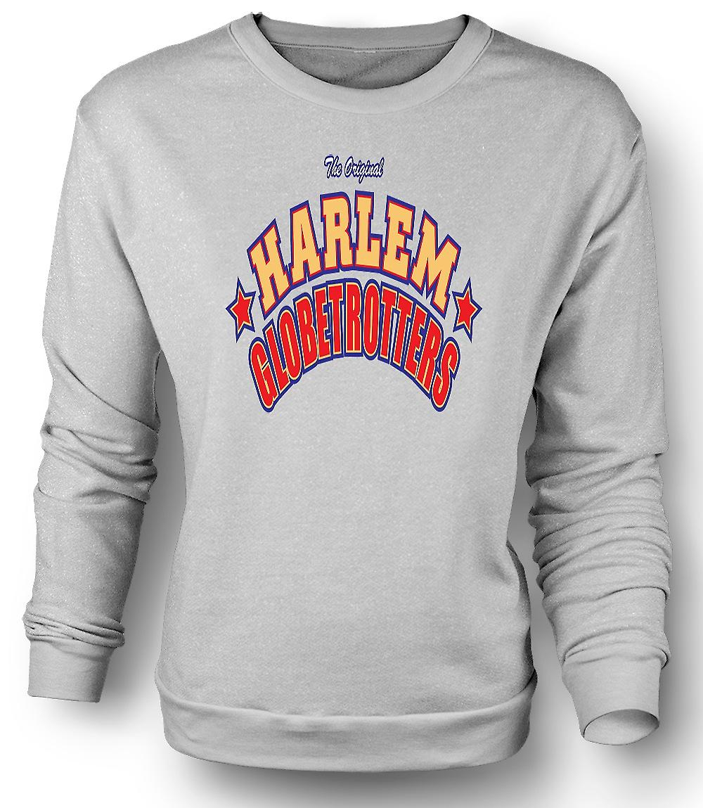 Mens Sweatshirt Harlem Globetrotters - Basketball