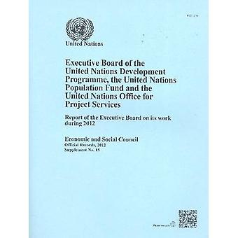 Executive Board of the United Nations Development Programme - United