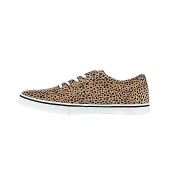 Vans Womens ATWOOD LOW Canvas Low Top Lace Up Fashion Sneakers