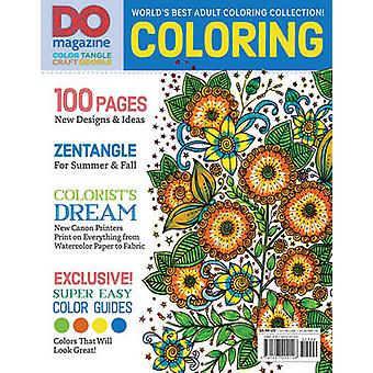 DO - Color - Tangle - Craft - Doodle by Editors of DO Magazine - 97814