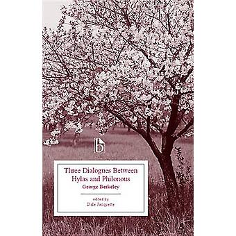 Trois Dialogues entre Hylas et Philonous (édition annotée) par Ge