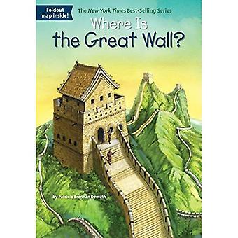 Où se trouve la grande muraille?