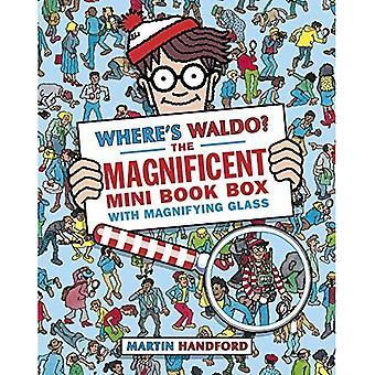 Wo ist Waldo? die prächtige Mini Boxed Set