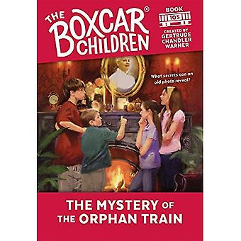 The Mystery of the Orphan Train (Boxcar Children)