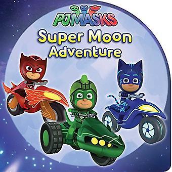 Super Moon Abenteuer