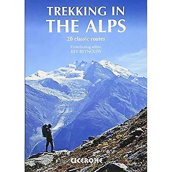 Vandring i Alperna