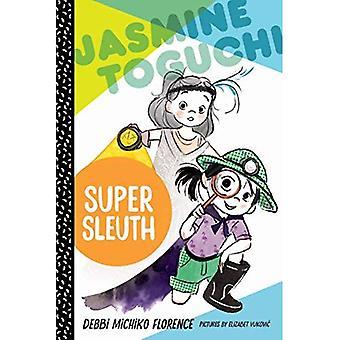 Jasmine Toguchi, Super detektiv (jasmin Toguchi)