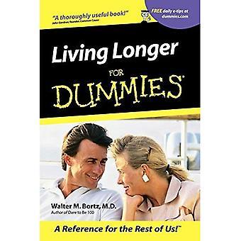 Langer leven voor Dummies