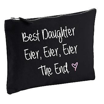 Mejor hija nunca nunca nunca el final negro que el bolso