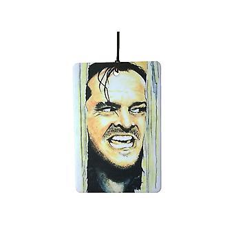 Johnny Car Air Freshener Jack Nicholson Voici