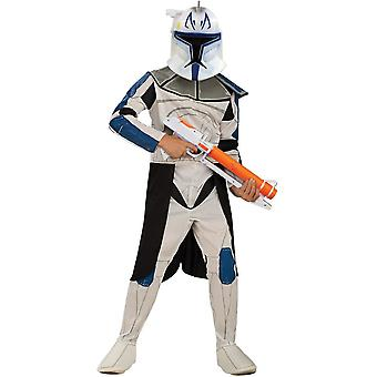 Star Wars Clonetrooper Rex barn drakt