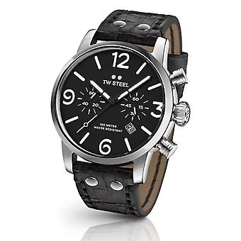 TW stal Ms64 Maverick Chronograph zegarek 48 Mm