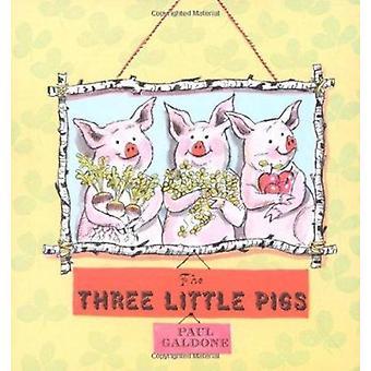 The Three Little Pigs by Paul Galdone - Paul Galdone - 9780395288139