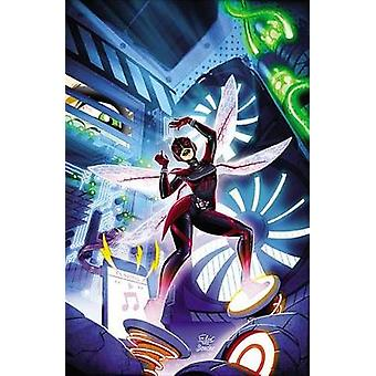 The Unstoppable Wasp Vol. 1 - Unstoppable by Jeremy Whitley - 97813029