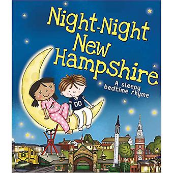 Night-Night New Hampshire by Katherine Sully - 9781492654988 Book