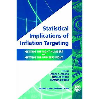 Statistical Implications of Inflation Targeting - Getting the Right Nu