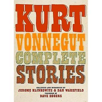 Kurt Vonnegut Complete Stories by Kurt Vonnegut - 9781609808082 Book