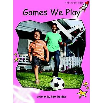 Games We Play - Pre-reading (International edition) by Pam Holden - 97