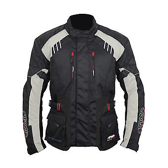 ARMR Moto Black-Stone 2019 Kiso 3 Womens Motorcycle Waterproof Jacket