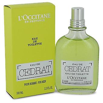 L'Occitane Eau De Cedrat Eau De Toilette Spray By l'Occitane