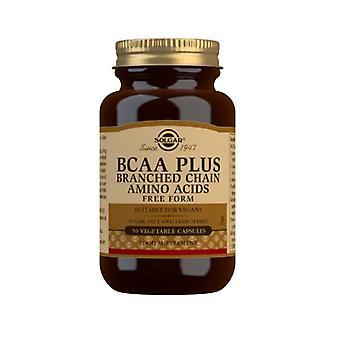 Solgar BCAA Plus Vegicaps 50 (195)