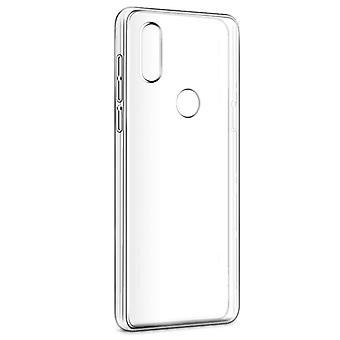 Bakeey ultra tynde anti-slip transparent PC beskyttende Cover taske til Xiaomi mix 3