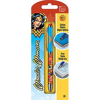 Stylus Pen - Wonder Woman - New Toys Gifts Licensed iw3124