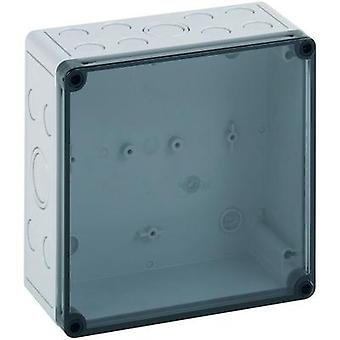 Build-in casing 65 x 65 x 57 Polycarbonate (PC), Polystyrene (EPS) Light grey (RAL 7035) Spelsberg PS 77-6-tm 1 pc(s)