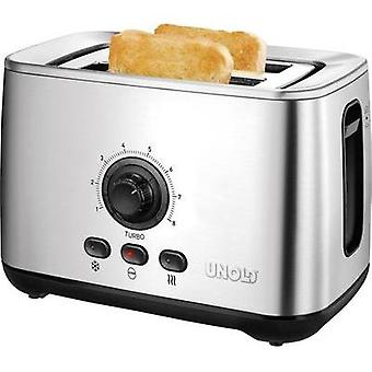 Toaster Turbo function Unold Stainless steel