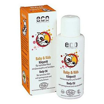 Eco Cosmetics Baby And Child Body Oil 100ml (Children , Cosmetics , Body lotions)