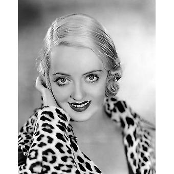 Bette Davis Warner Bros Portrait 1932 Photo Print