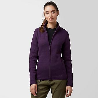 New Peter Storm Women's Full Zip Interest Fleece Purple (en)