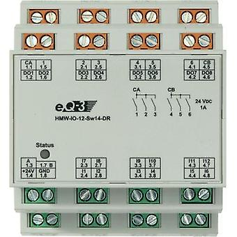 HomeMatic RS485 I/O module 92011 DIN rail 24 W
