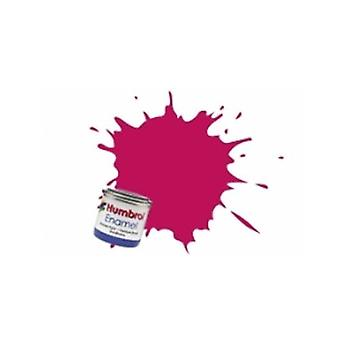Humbrol Enamel Paint 14ML No 51 Sunset Red - Metallic