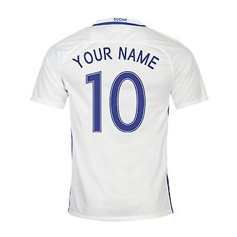 2016-17 Finland Home Shirt (Your Name) -Kids