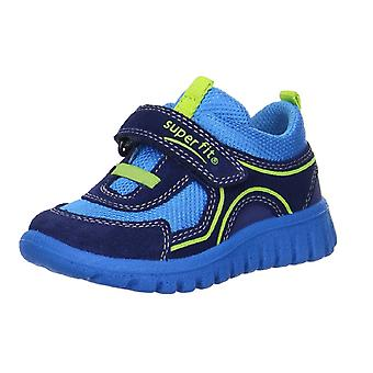 Superfit Boys Sport 7 Mini 191-86 Trainers Bluet Multi