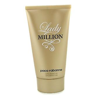 Paco Rabanne Lady Million Shower Gel 150ml/5.1oz