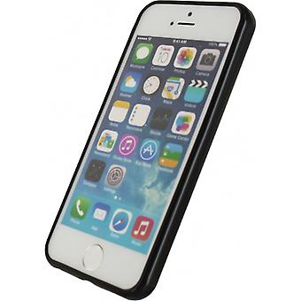 Mobilisere telefon Gel sag Apple iPhone 5/5s/SE sort