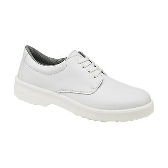 Footsure FS51n Mens Hygiene Safety Shoes Textile Microfibre PU Lace Up Fastening