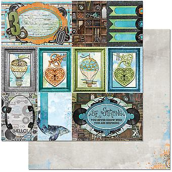 Life In Color Double-Sided Cardstock 12