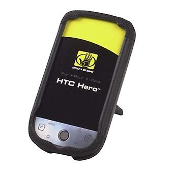 Body Glove Elements Snap-On Case with Removable Knob for HTC Hero - Black