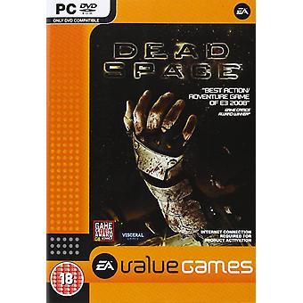 Dead Space - EA Value Games PC DVD