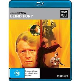 Blind Fury [Blu-ray] USA import