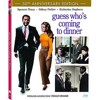 Guess Who's Coming to Dinner (1967) [Blu-ray] USA import